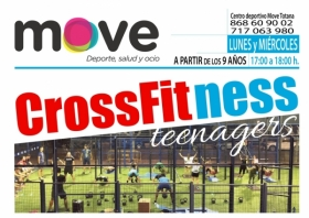 Cartel Cross fitness teenagers